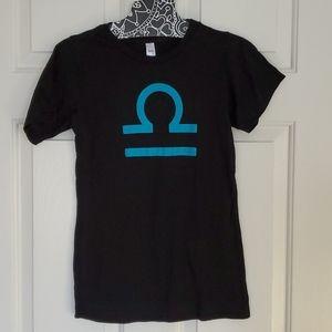 Homestuck Terezi Cosplay Zodiac Libra T-shirt Sm